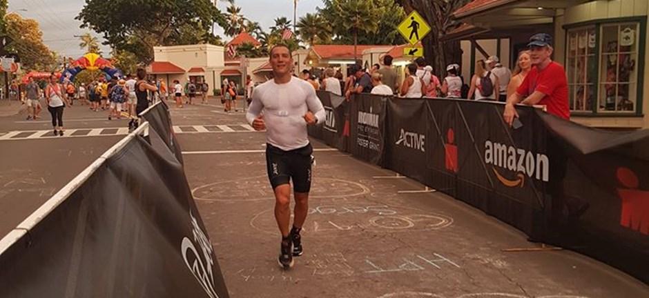 Juan Hawaii Ironman race report - Fluid Movements